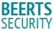 Beerts Security logo