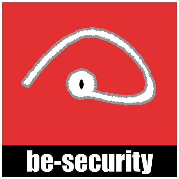 BE-SECURITY logo