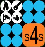 Sense 4 Security logo