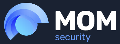 MOM Security logo